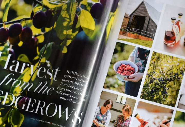 pages from Country Living magazine