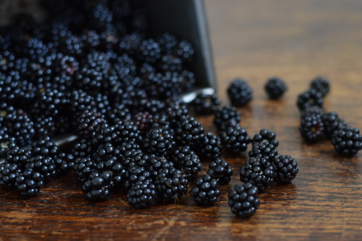 Making the most of blackberries