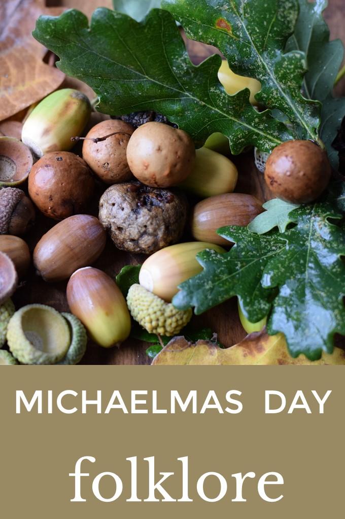 michaelmas day folklore pinterest