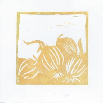 onion reduction print 1st layeronion reduction print 1st layer