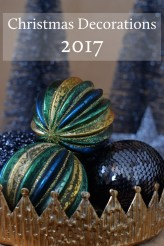 Christmas decorations trend 2017