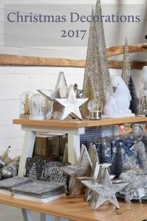 winter wonderland decorating theme Christmas 2017
