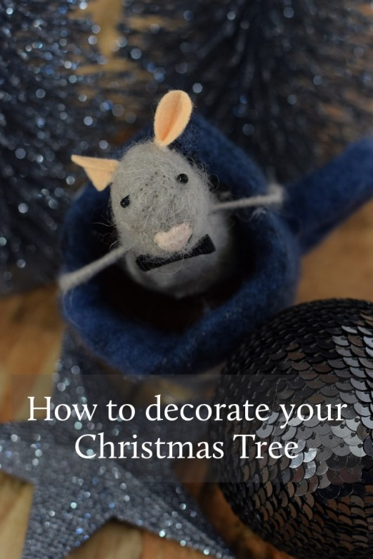 Top tips for decorating your Christmas Tree