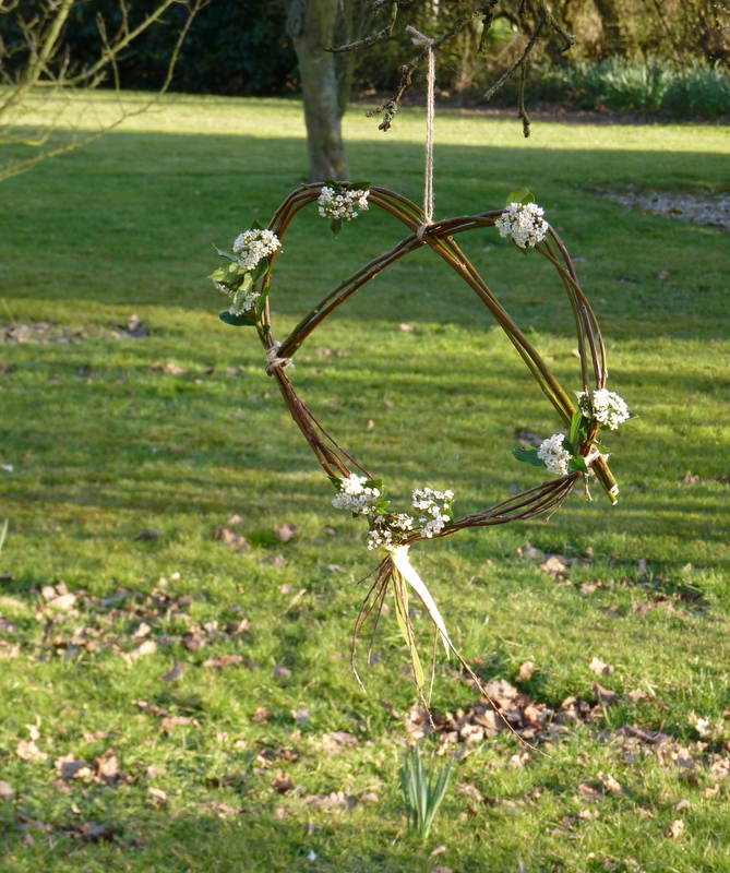 twiggy heart shaped wreath