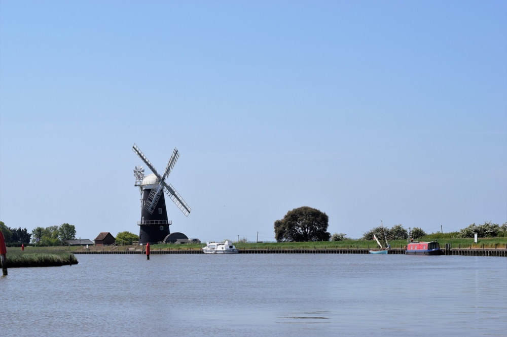 Berney Arms windmill, Norfolk