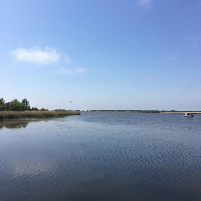 Horsey Broad, Norfolk