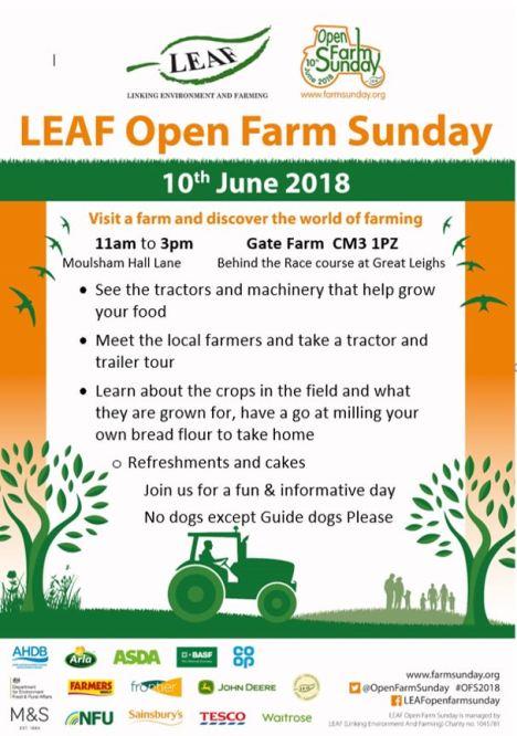 Gate Farm Open Farm Sunday