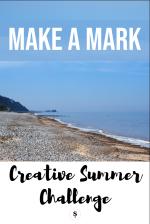 Creative Summer Challenge Make a Mark
