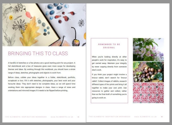 Preview | How to Find Creative Inspiration E-Book