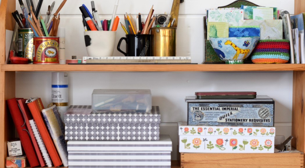 Home Printmaking Space