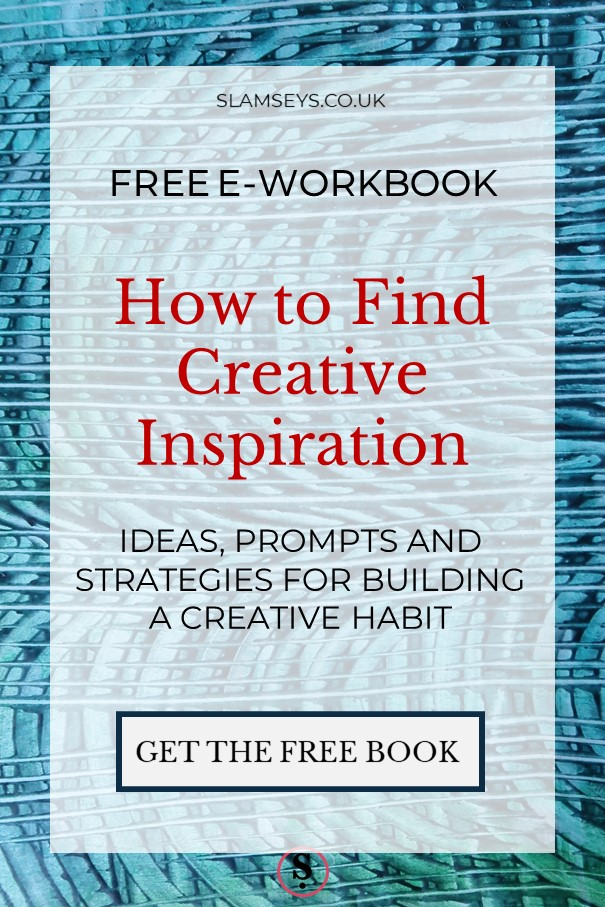 How to find creative inspiration free e-book
