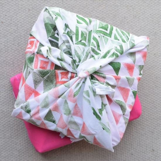 Fabric Give Wraps