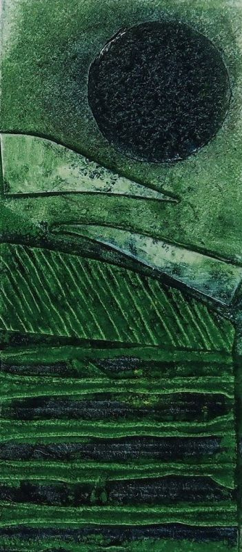 collagraph test plate textures