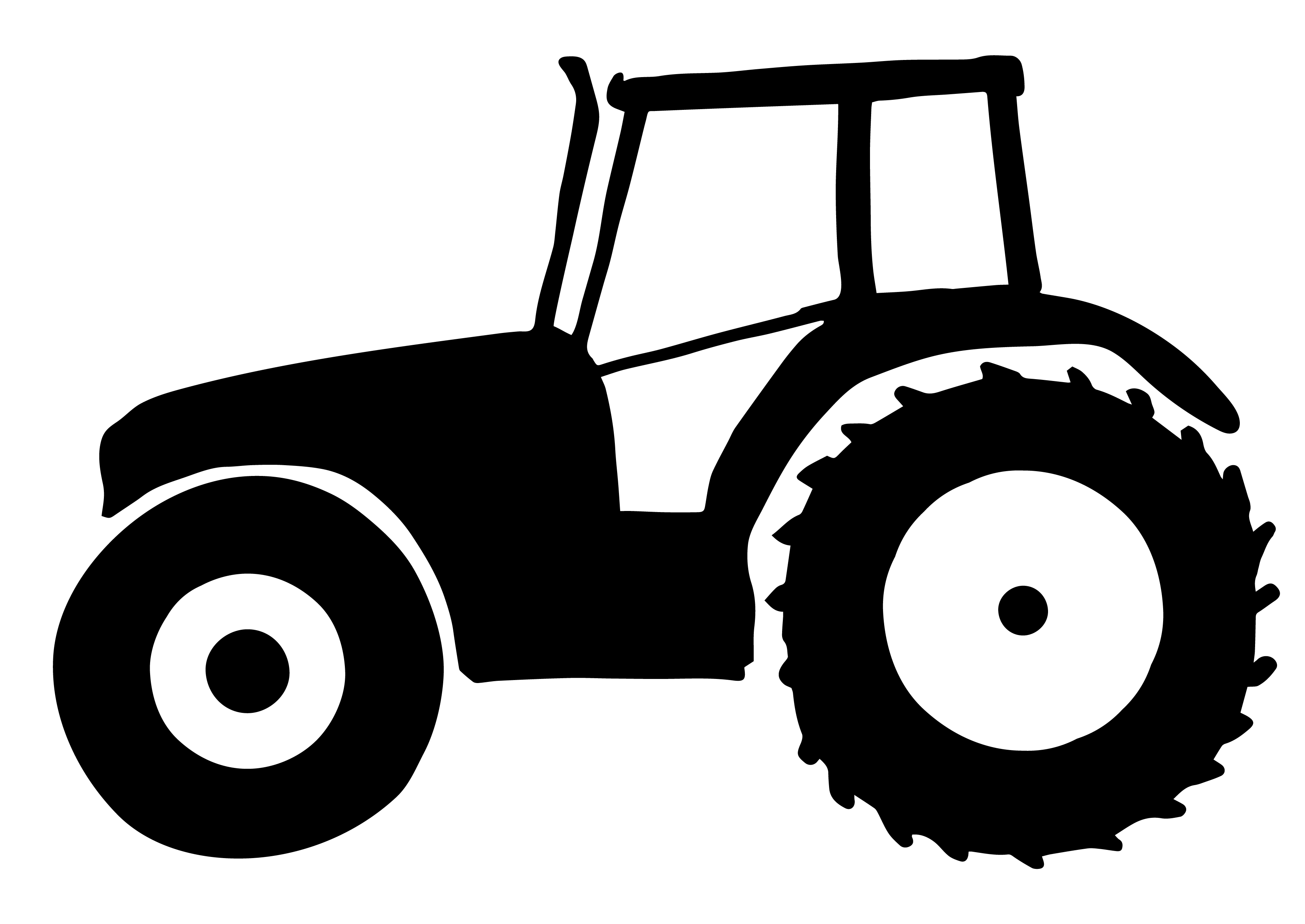 m-tractor